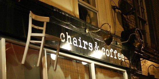 Chairs And Coffee Picture Of Chairs Coffee London