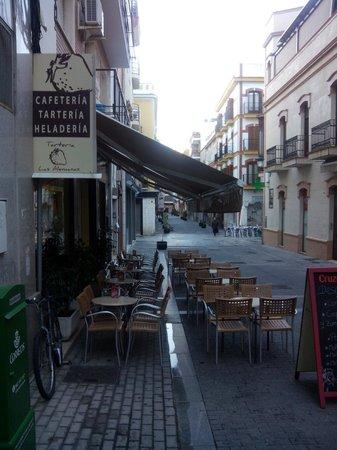 Tartería Las Alemanas: Tarteria Las Alemanas .Huelva