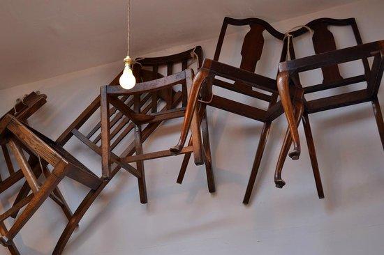 Chairs Picture Of Chairs Coffee London Tripadvisor