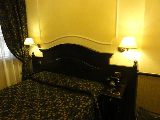 Hotel Best Roma : Номер был очень уютным! Приятная обстановка, нет шума.