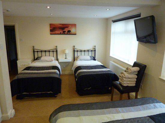 Heworth Guest House : Room 7