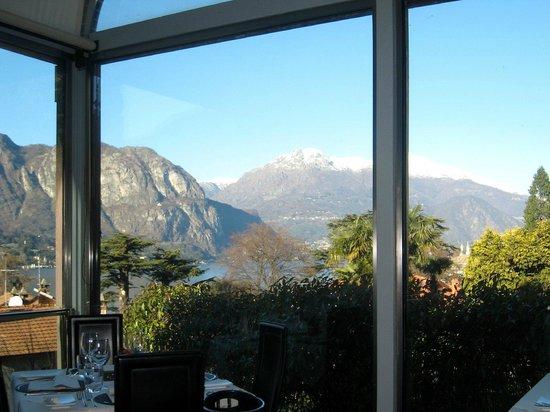 Ristorante Silvio : Vista dalla veranda