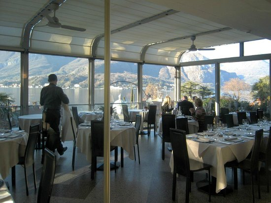 Ristorante Silvio : La veranda