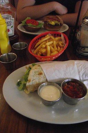 Jill's Cafe: Delicious food at Jill's