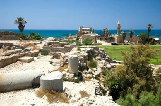Egged Tours - Day Tours : Caesarea Tour