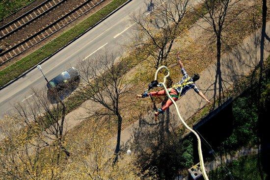 Bungee Jumping Krakow