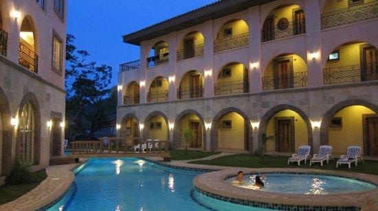 Corto del Mar Hotel : pequeno e confortavel