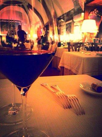 Taverna del Lupo: Atmosfera...