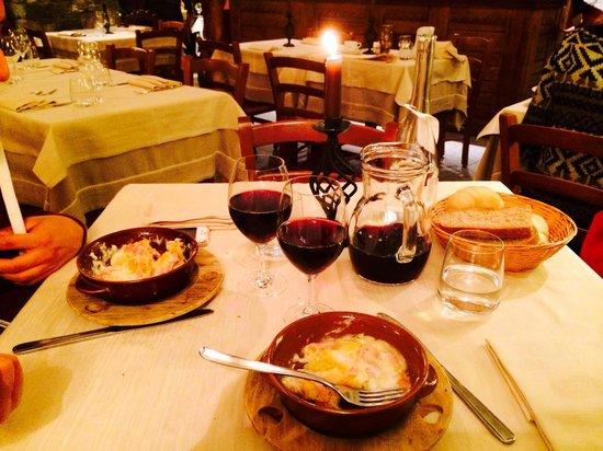 Cena romantica alla Terrazza - Picture of Ristorante La Terrazza ...