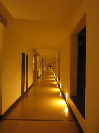 Jetwing Beach: corridor