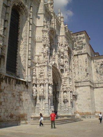 Monastère des Hiéronymites : Монастырь Жеронимуш