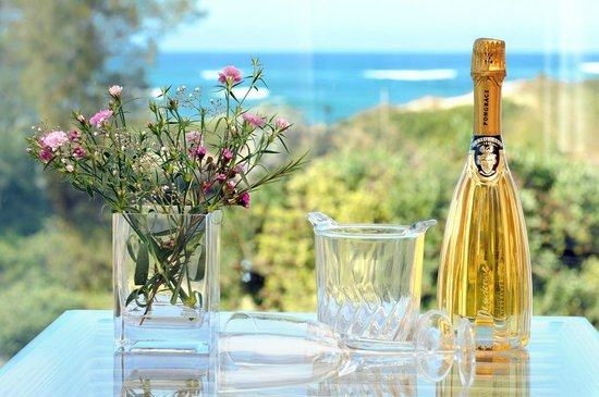 A Villa de Mer : celebrating a special occassion