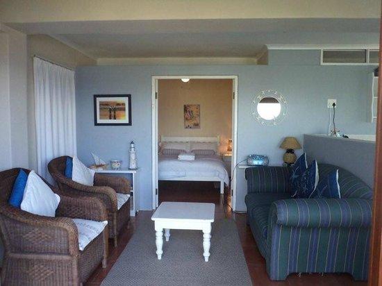 Simonsview: Nautica Living space