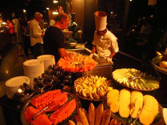 Heritance Kandalama: buffet