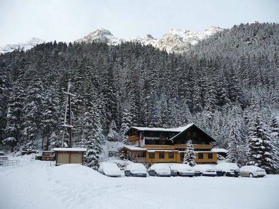 Alpengasthof Paletti: paletti