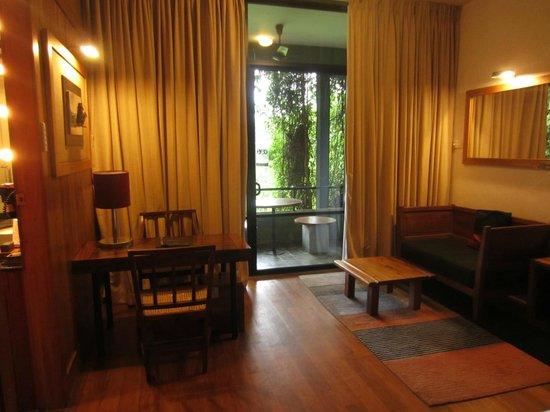 Heritance Kandalama: living room area