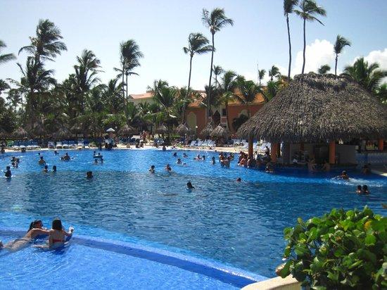 Grand Bahia Principe Bavaro : Piscina da Praia