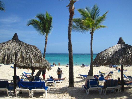 Grand Bahia Principe Bavaro : Praia