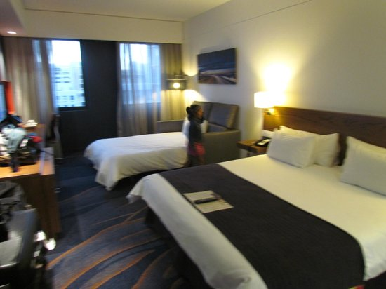 Park Inn by Radisson Cape Town Foreshore: Tasteful rooms