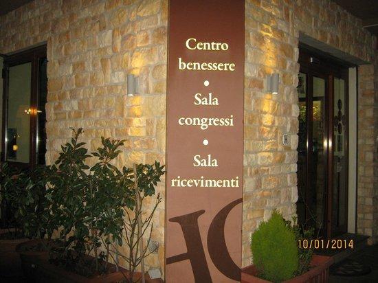 Hotel Centrale: uno scorcio dell'hotel