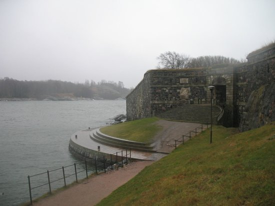 Fortress of Suomenlinna: Королевские ворота Суоменлинна