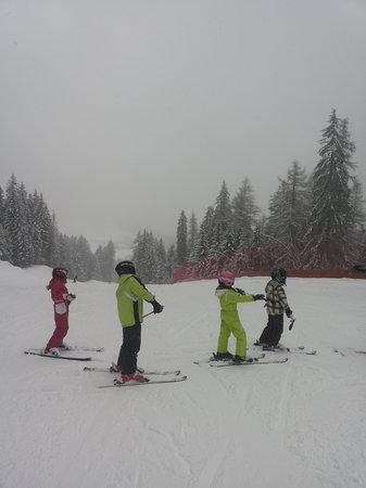 Family & Wellness Hotel Shandranj : Scuola di sci con Danilo