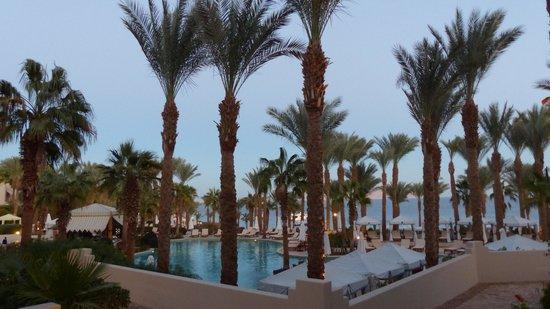 Four Seasons Resort Sharm El Sheikh: View from Room 511