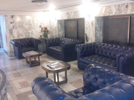 Hotel OK: Áreas de Convivência