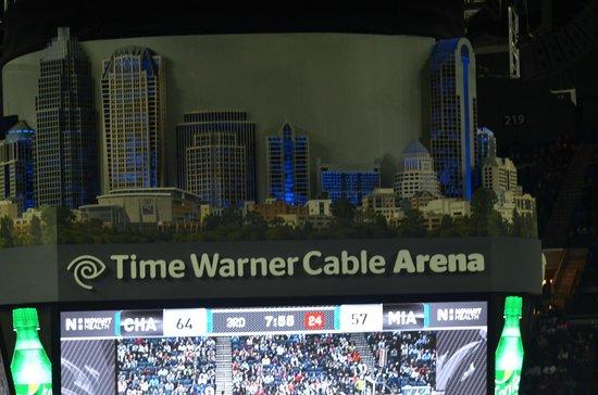 Spectrum Center: view