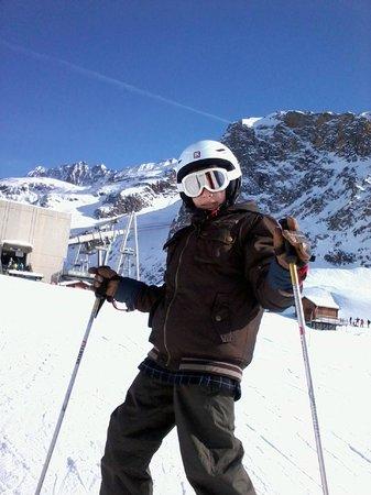 Alpe d'Huez Grand Domaine Ski : Poutran 1350 m