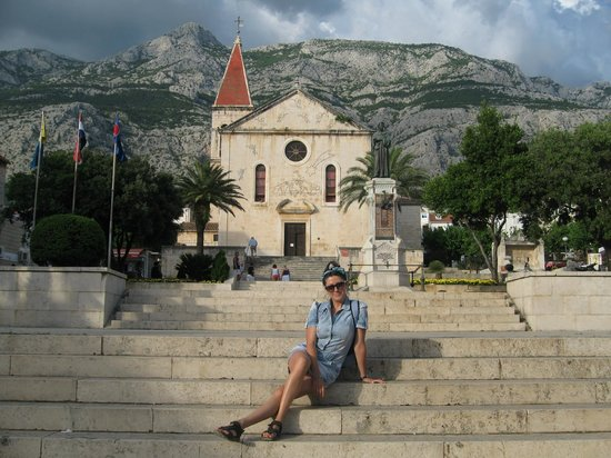 St. Mark's Church -- Makarska : Макарска, Церковь Св.Петра