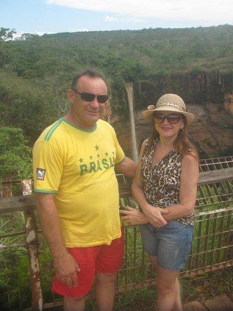 Cachoeira véu da noiva -MT