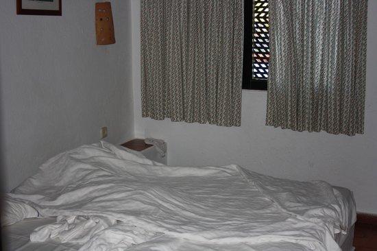 Pedras da Rainha: спальня