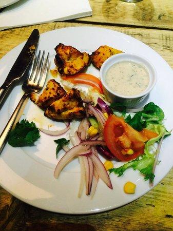 Luigikhan's: Chicken Tikka Starters