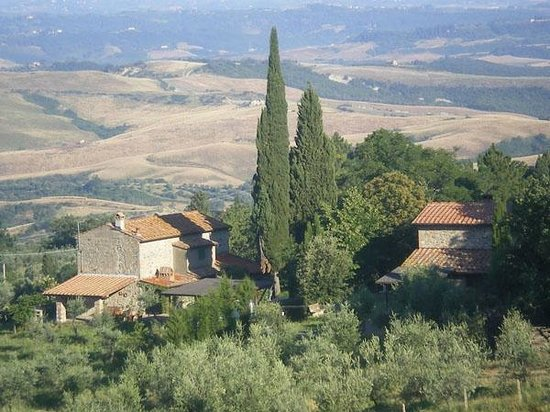 Bed and Breakfast Casa Della Madonna: vista panoramica