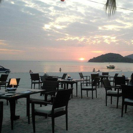 Casa del Mar, Langkawi: Restaurant