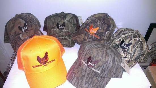 Roost Fried Chicken: Hats for Sale!