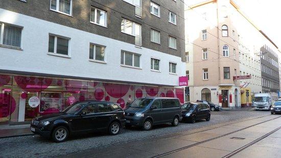 Hotel Resonanz Vienna: отель