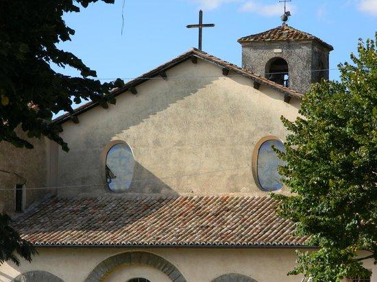 Palestrina, Taliansko: chiesa e convento di San Francesco