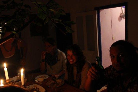 Surf & Chill Hostel : Celebrating a birthday
