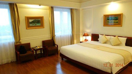 Ninh Binh Legend Hotel: Beautiful room