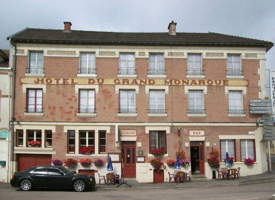 Hotel Le Grand Monarque