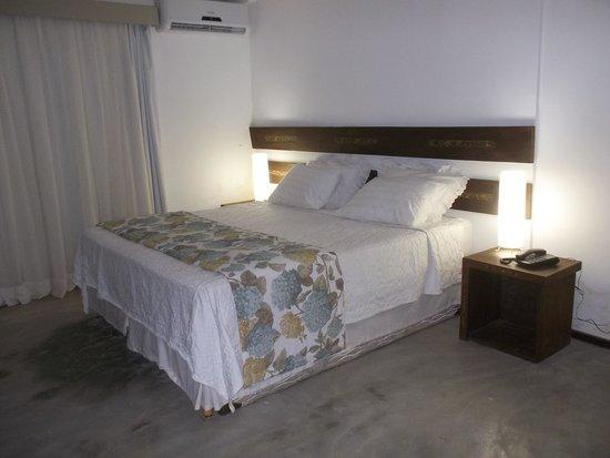 Pousada Topazio: O quarto foi pensado no seu conforto