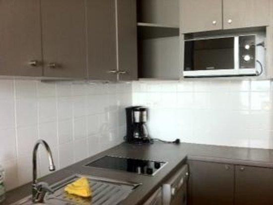 Aparthotel Adagio Paris XV : la cucina