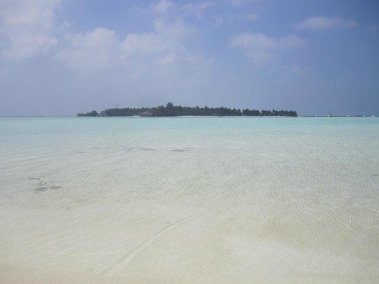 Rihiveli by Castaway Hotels & Escapes : L'île...