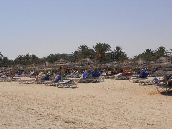 Odyssee Resort & Thalasso: La spiaggia