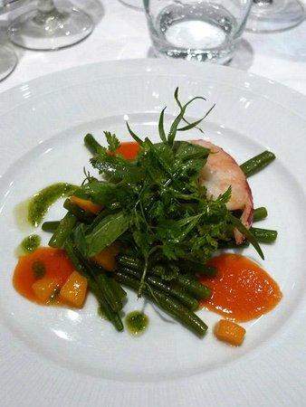 La Coupole : salade fraiche