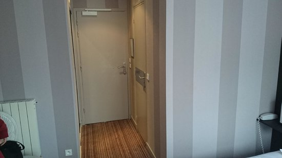 Hotel Lutetia : Entrée