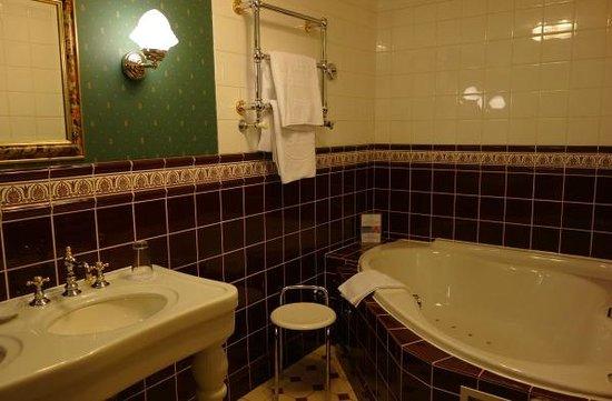 Hotel Der Kleine Prinz : Bathroom room 93