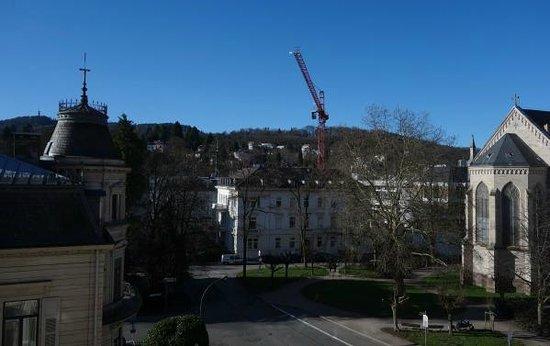 Hotel Der Kleine Prinz: View from room 93